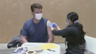 Vaccinations slow as virus cases rise