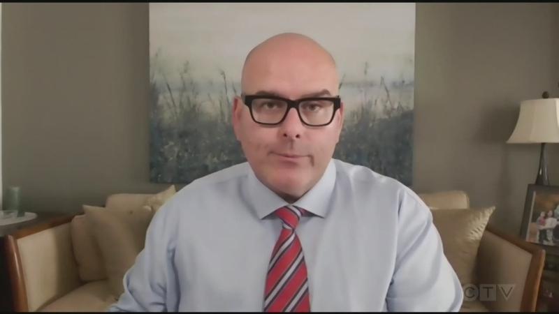 Ontario liberal leader talks sick leave
