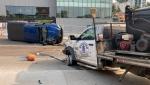 Jasper Ave crash