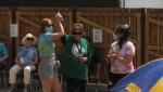 Senior Olympics in Harbour Landing Village
