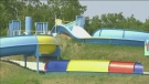 Superslides closed for the summer