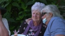 Butterflies released at Sidney care home