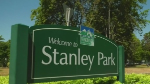 Fire risk closes Stanley Park overnight
