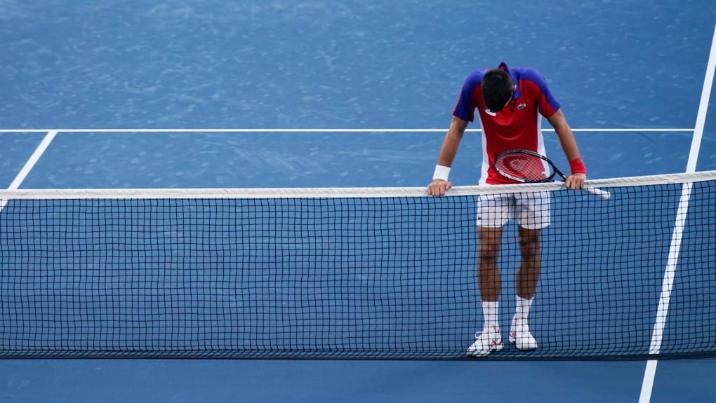 Novak Djokovic Olympics