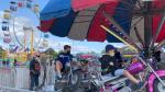 The Kanata Family Fun Fair returns as COVID-19 restrictions continue to loosen. (Jackie Perez/CTV News Ottawa)