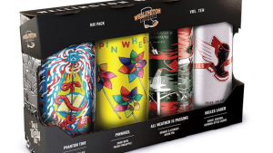 The Mix Pack Vol. 10, included in Wellington Brewery's June 2021 recall. (Courtesy: Wellington Brewery's website)