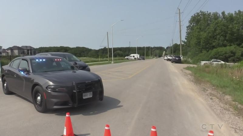 Fatal shooting near Byron