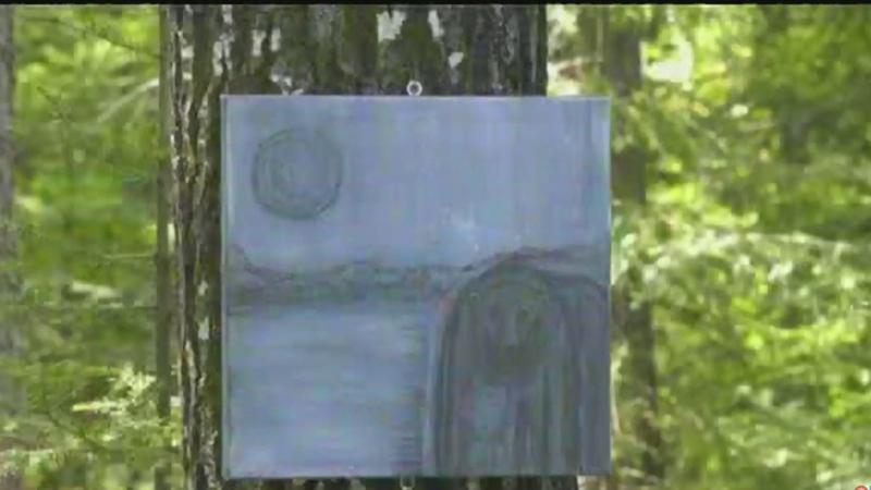 'Bush Art Show' kicks-off in Timmins