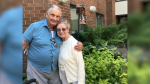 At the age of 90, David Wright believes he's been given a second chance at love. On a cloudy Saturday afternoon, Wright married his new bride, Christine Connor, about nine months after they met.