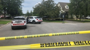 Quebec's police watchdog (BEI) is investigating after police in Repentigny shot and killed a man after attempting an arrest. (Billy Shields/CTV News)