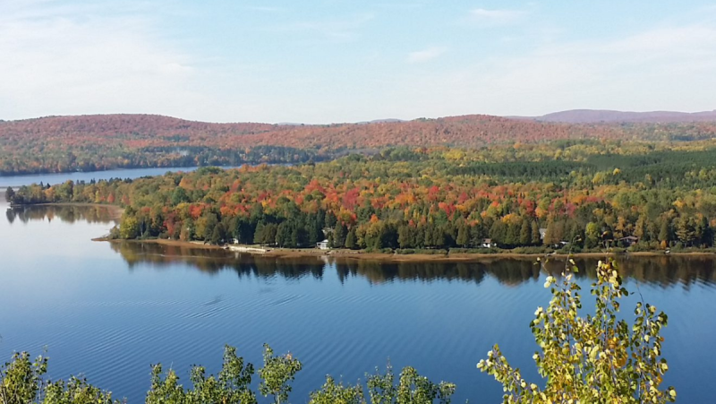 A man has likely drowned after his canoe capsized in Lac Nominigue in the Laurentians. SOURCE: Nominingue Municipality