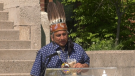 Batchewana First Nation chief Dean Sayers was first elected chief in 2006, and as of right now, he has no plans to seek a higher office. Aug.1/21 (Mike McDonald/CTV News Northern Ontario)