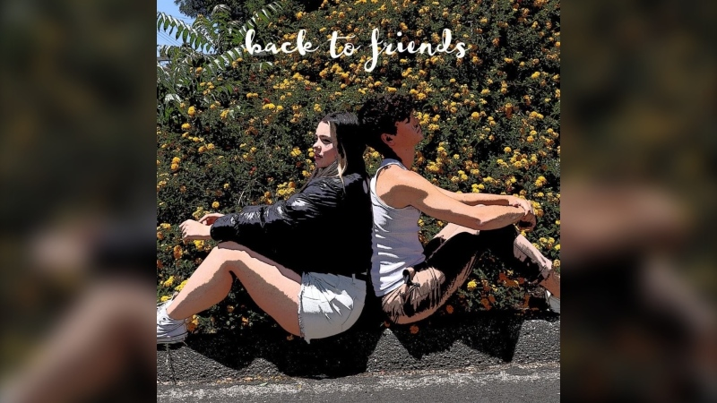 """Vancouver Island's Lauren Spencer-Smith, who wowed judges on American Idol last year, has released her first original song, called """"Back to Friends."""" (Artwork by Alex Forhan)"""