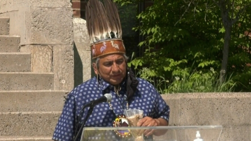 Batchewana First Nation Chief re-elected