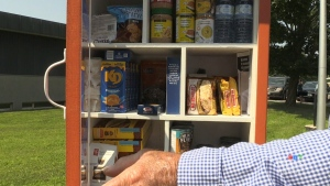 New project helps hungry in Barrie
