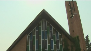 Church cancels mass after priest's comments