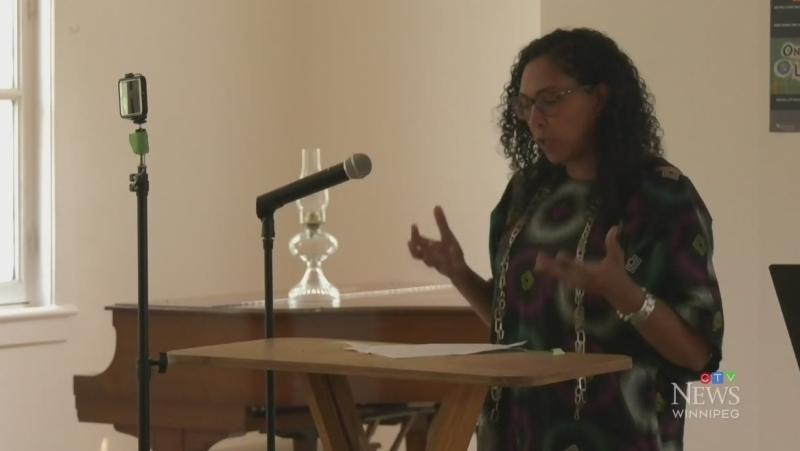 Winnipeg holds first 'Emancipation Day' event