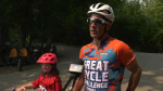 bike for cancer