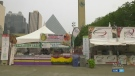 Taste of Edmonton winds down after large crowds