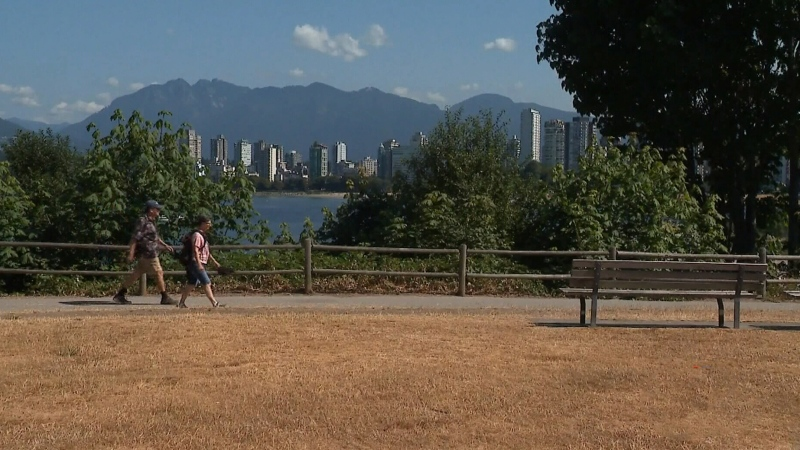 Lower Mainland drought continues