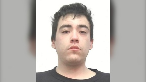 Antoine Joel Gros Venture Boy, 26, is expected to appear in court later this month for fatally stabbing a man near a downtown Calgary park on June 30. (Supplied)