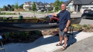 Pete Viol plans to canoe from Port Severn to Ottawa to raise money and awareness for women's heart health. (Aug. 2, 2021)