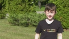 Nation North, 11, of Sudbury says, founder of Sky North Productions, says he always wanted to start his own company.