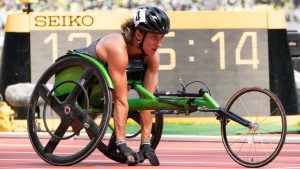 Jessica Frotten will represent Canada at the 2020 Summer Paralympics in Tokyo. (Courtesy: Jessica Frotten)