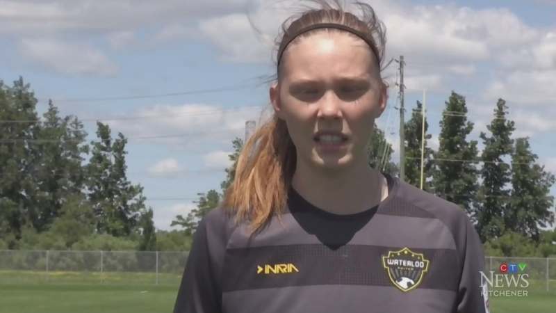 Canada's soccer team inspires young girls