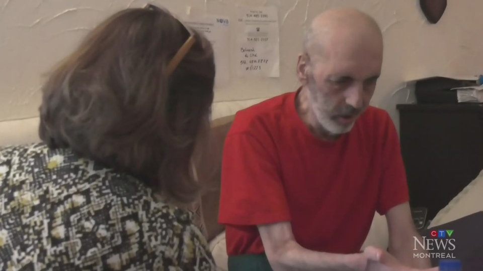 Dying man's final wish delayed by COVID-19 rules
