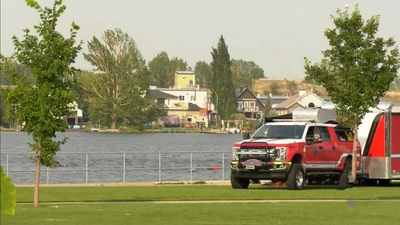 Chestermere Lake drowning victim identified