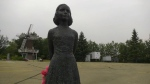 Anne Frank statue coming to Edmonton