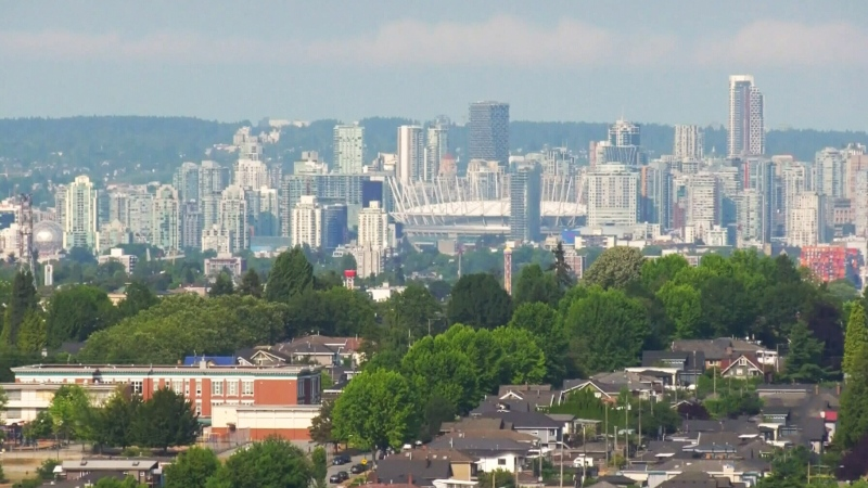 Vancouver air quality