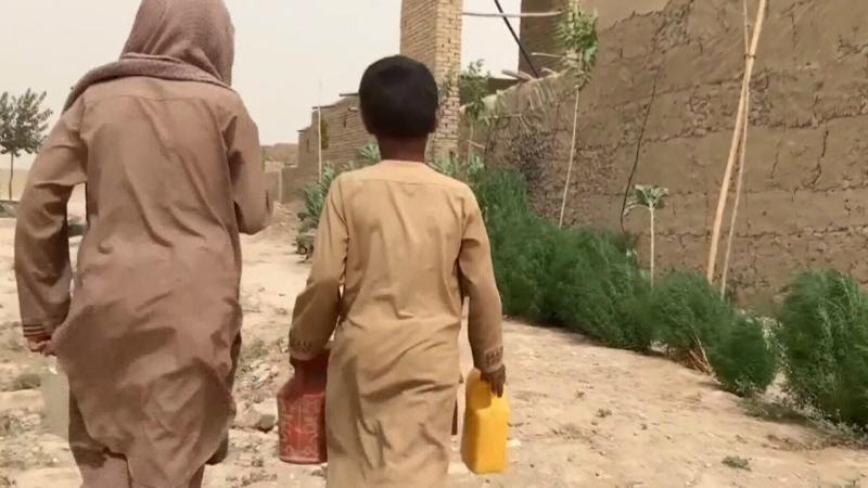 Afghan interpreter program