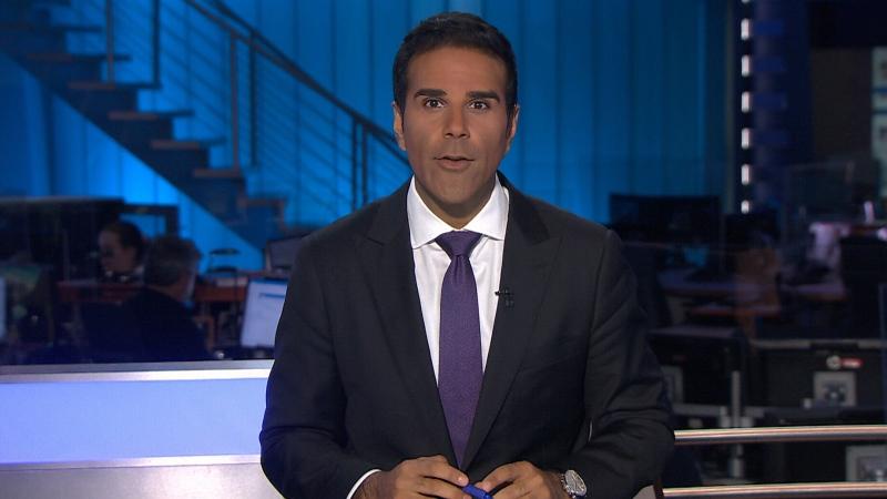 Anchor Omar Sachedina