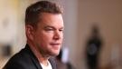 "Matt Damon attends the ""Stillwater"" New York Premiere on July 26, in New York City. (Theo Wargo/Getty Images/CNN)"