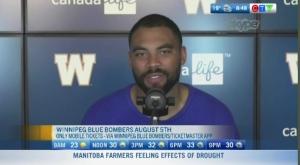 Blue Bombers season starting soon
