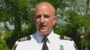 Montreal police provide update on triple homicide