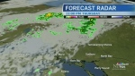 Sun, cloud in the forecast for much of northeast