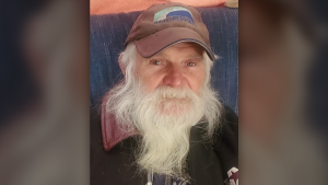 OPP say David James Timmons, 75, was last seen Sunday, Aug. 1, 2021, on County Road 5 in North Dundas, Ont. (OPP handout)