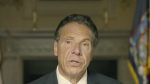 N.Y. governor addresses sexual harassment claims