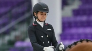 SportStar: Rider hoping to compete at Olympics