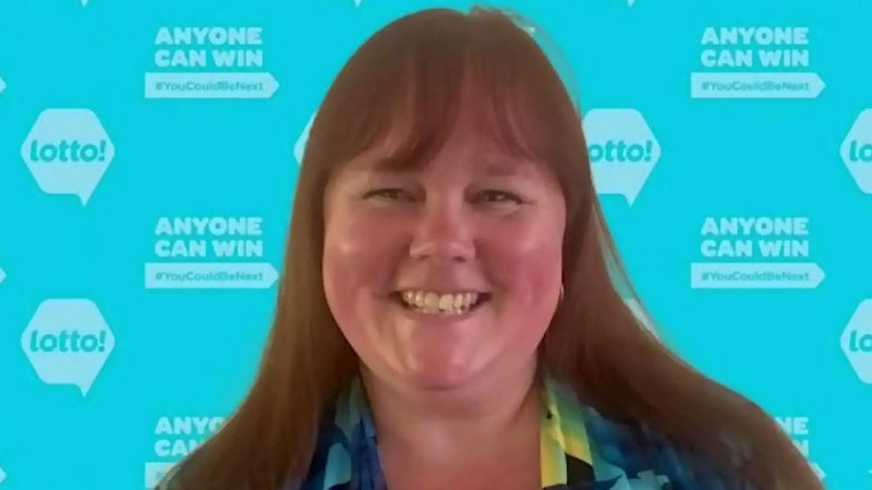 Day of doing errands pays off for lotto winner