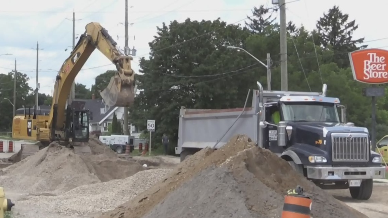 Rodney, Ont. sprucing up to attract new residents
