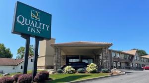 Quality Inn in Leamington, Ont., on Tuesday, Aug. 3, 2021. (Melanie Borrelli / CTV Windsor)