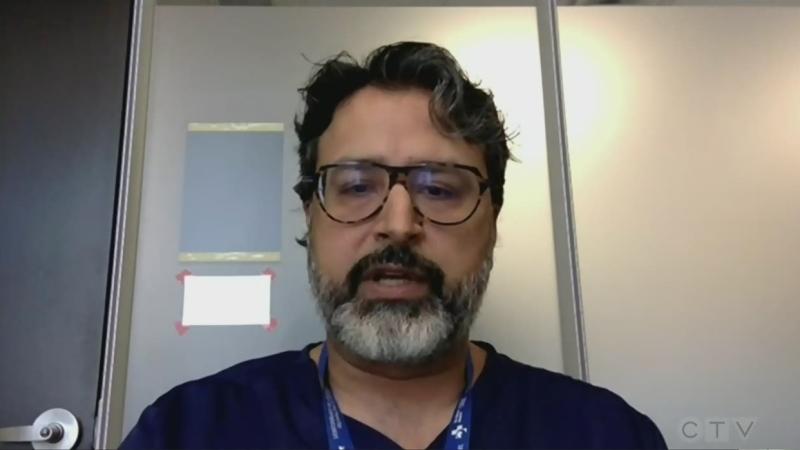 Front-Line Diaries: Salmaan Kanji's story