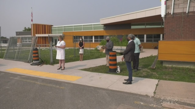 Funding boost for Sault Schools