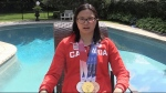 Maggie Mac Neil ready for rest after Tokyo Games