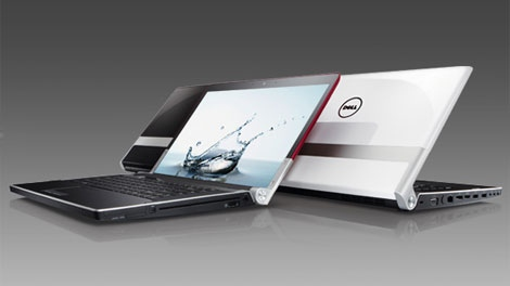 The Dell Studio XPS 16 (Courtesy Dell.com)