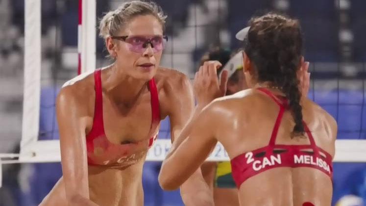 Pavan loses in beach volleyball quarterfinals